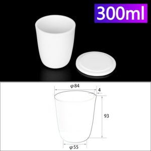 300ml-alumina-conical-crucible-with-cover