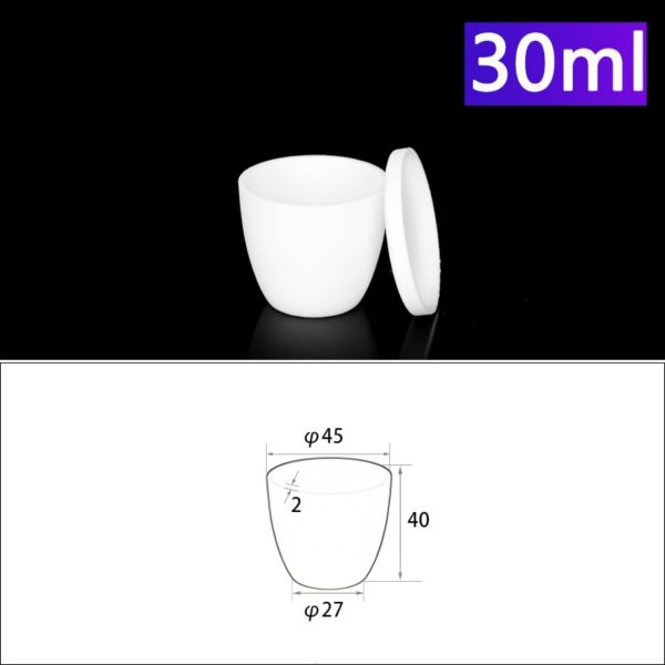 30ml-alumina-conical-crucible-with-cover