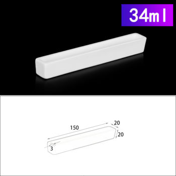 34ml-rectangular-crucible-without-cover