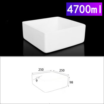 4700ml-rectangular-crucible-without-cover