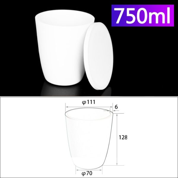 750ml-alumina-conical-crucible-with-cover