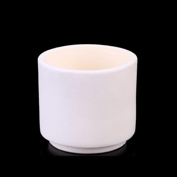 customized-alumina-cylindrical-crucible