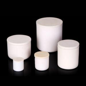 Cylindrical Alumina Crucibles Online Shop