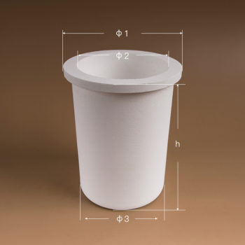 quartz-white-jacket-for-graphite-crucible-size