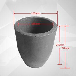205x270mm-clay-graphite-crucible