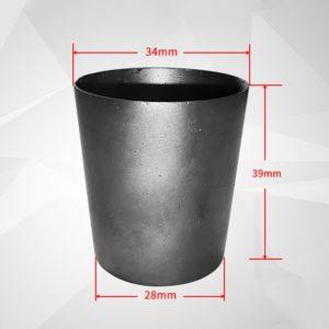 20ml-muffle-furnace-graphite-crucible