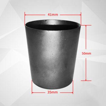 50ml-muffle-furnace-graphite-crucible