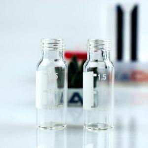 9mm 1.5mL Sample Glass Vial