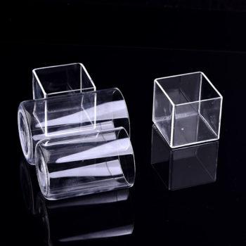 Custom Quartz Glass Beakers, Bottles, Chambers (2)