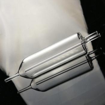Custom Quartz Glass Reactor Cooling Pipe