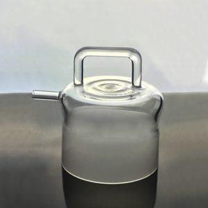 Custom Quartz Glass Stove Cap