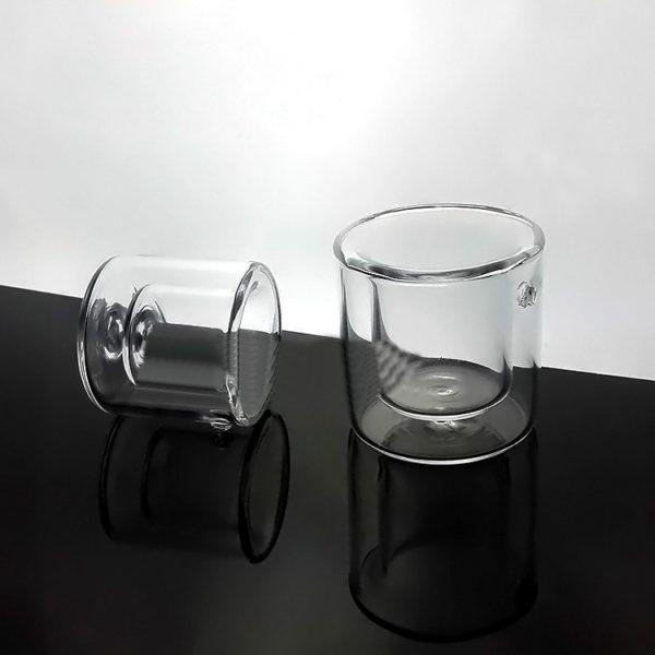 Custom Quartz Glass Vacuum Bottle