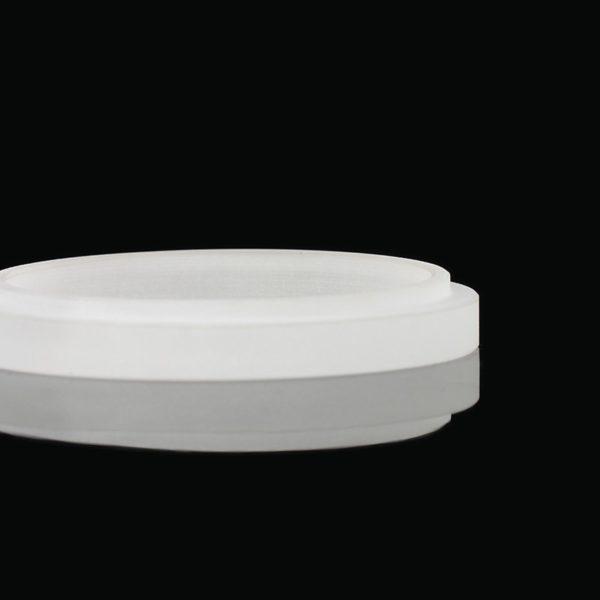 Custom Quartz Material Flanges