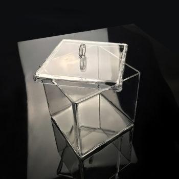 Custom Quartz Reaction Chamber