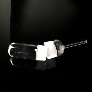 Custom Quartz Tube for Tube Furnace, Vacuum Furnace, Diffusion Furnace, with Joint
