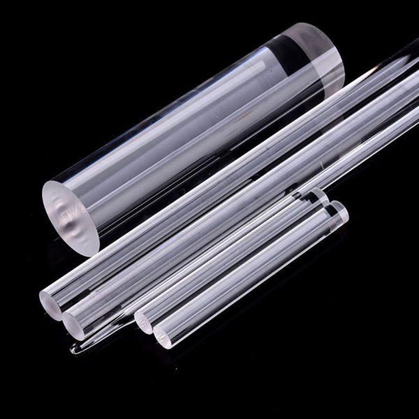 Fused Quartz Rods