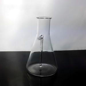 Quartz Filtering Flask