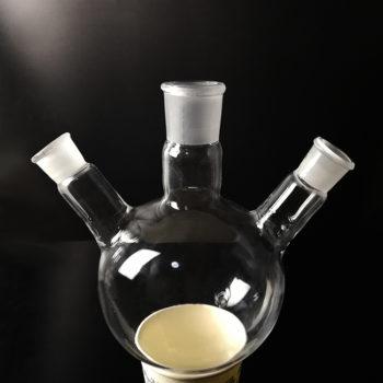 Quartz Joint Flasks (2)