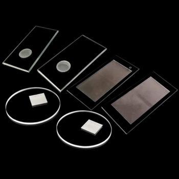 Quartz XRD Sample Holder