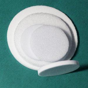Quartz Frits Discs