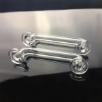 Custom Quartz U Shape Component