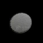 Custom Quartz Glass Semiconductor Uniformity Disc
