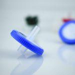 FS030, PES, 25mm Diameter, 0.45μm Pore Size, Syringe Filter, Non-sterile, 100pc/ea