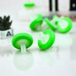 FS019, Nylon, 13mm Diameter, 0.22μm Pore Size, Syringe Filter, Non-sterile, Budget, 100pc/ea