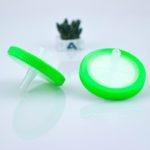 FS021, Nylon, 25mm Diameter, 0.22μm Pore Size, Syringe Filter, Non-sterile, Budget, 100pc/ea