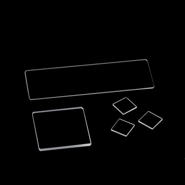 Quartz Plates and Discs - Customizable Sizes